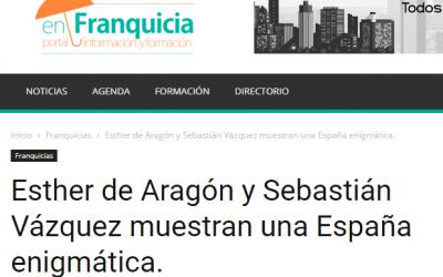 EnFranquicia, portal de formación e información, habla sobre GuíaBurros Rutas por lugares míticos y sagrados de España
