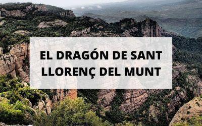 El dragón de Sant Llorenç del Munt